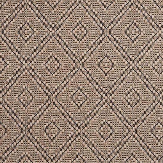 Natural Harmony Perfection Tiki Custom Area Rug with Pad