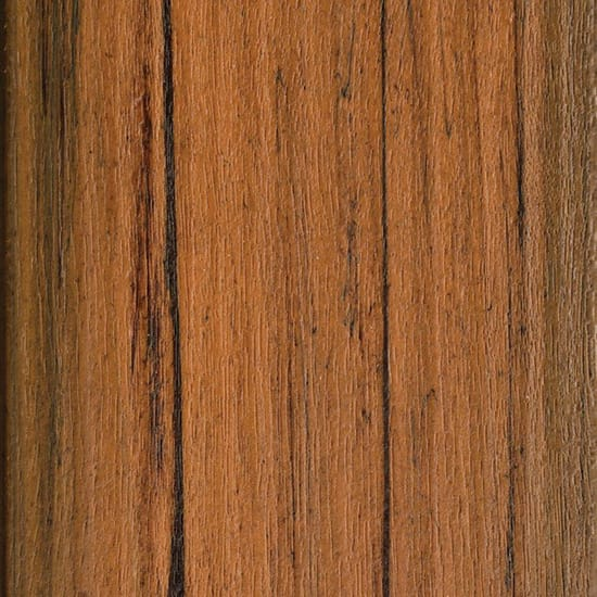 TimberTech Earthwood Evolutions 0.94 in. x 5.36 in. x 16 ft. Grooved Composite Decking Board in Tigerwood