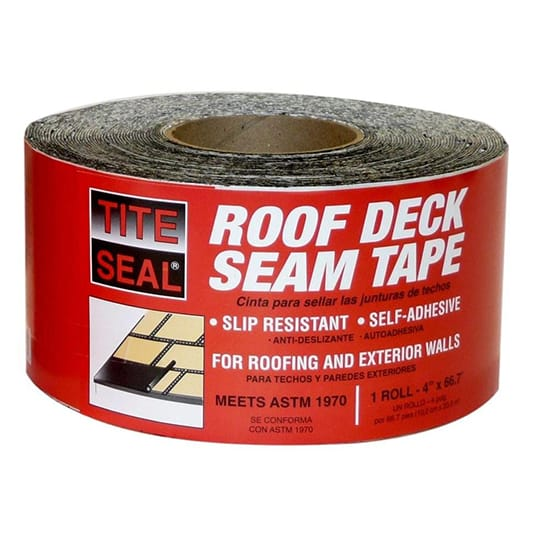 Roof Deck Seam Tape