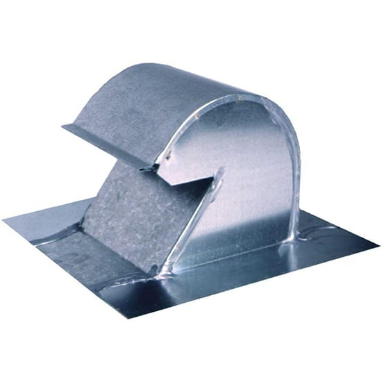 4 in. Goose Neck Vent - Roof Cap