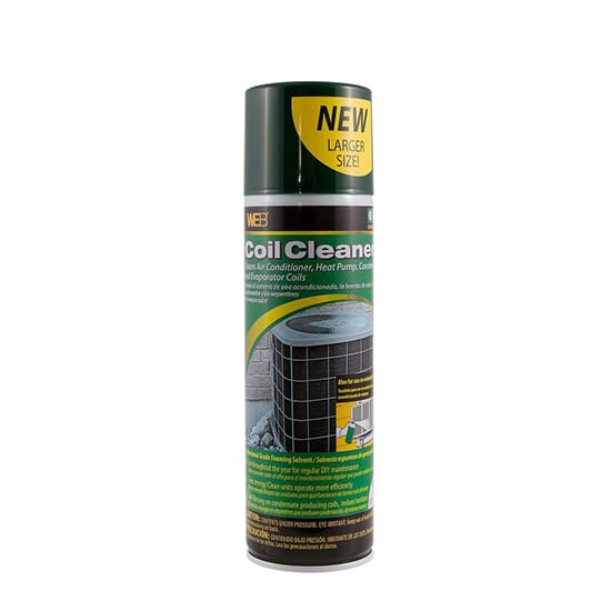 Web 19 oz. Condenser Coil Cleaner