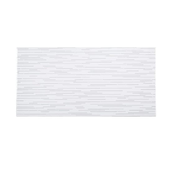 Jeffrey Court Dragonfly White 10 in. x 20 in. Glossy Ceramic Wall Tile (10.76 sq. ft. / case)