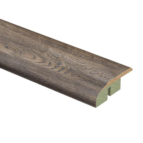 Zamma Winterton Oak/Sanibel Driftwood 5/8 in. Thick x 1-3/4 in. Wide x 72 in. Length Laminate Multi-Purpose Reducer Molding