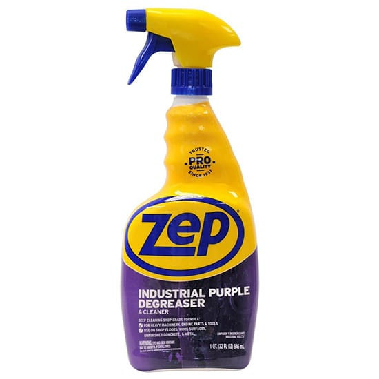 ZEP 32 oz. Industrial Purple Ready to Use Degreaser