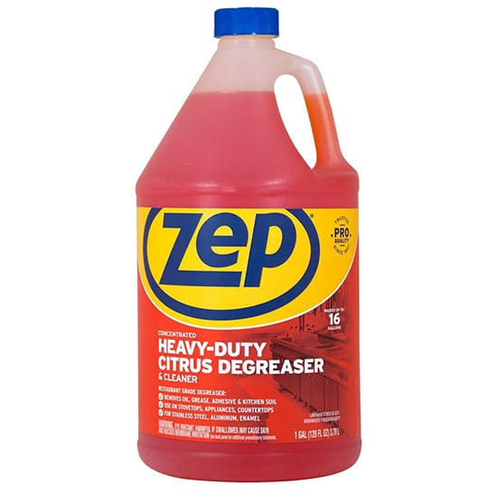 ZEP 1 Gallon Heavy-Duty Citrus Degreaser