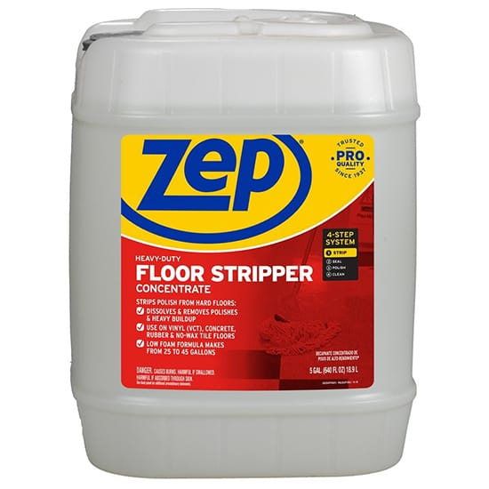 ZEP 5 Gal. Heavy-Duty Floor Stripper