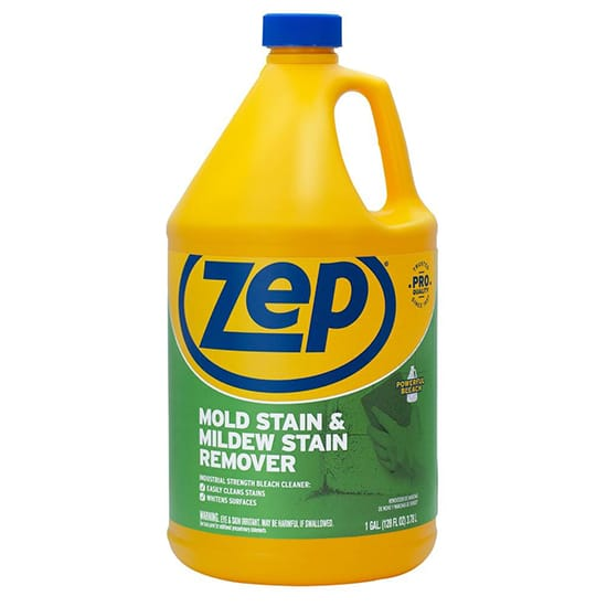 ZEP 1 Gal. Mold Stain and Mildew Stain Remover