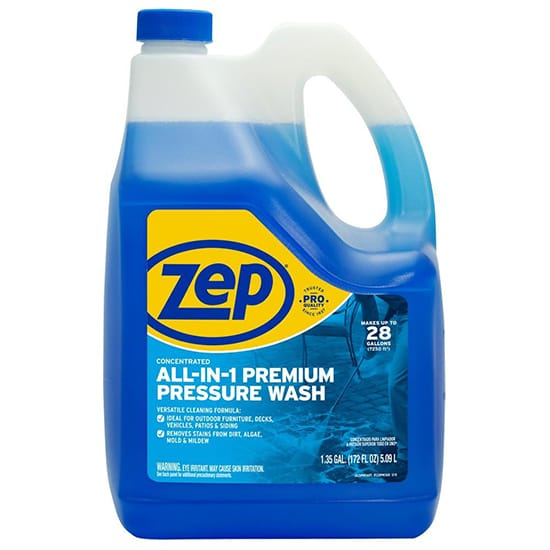 ZEP 172 oz. All-in-1 Pressure Wash
