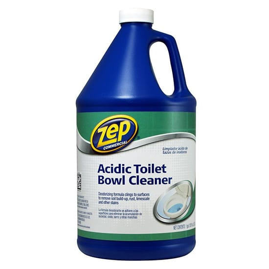 ZEP 1 Gallon Acidic Toilet Bowl Cleaner