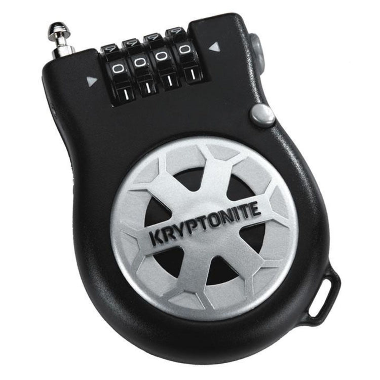 Kryptonite Kryptoflex R2 Retractor Pocket Combination Lock
