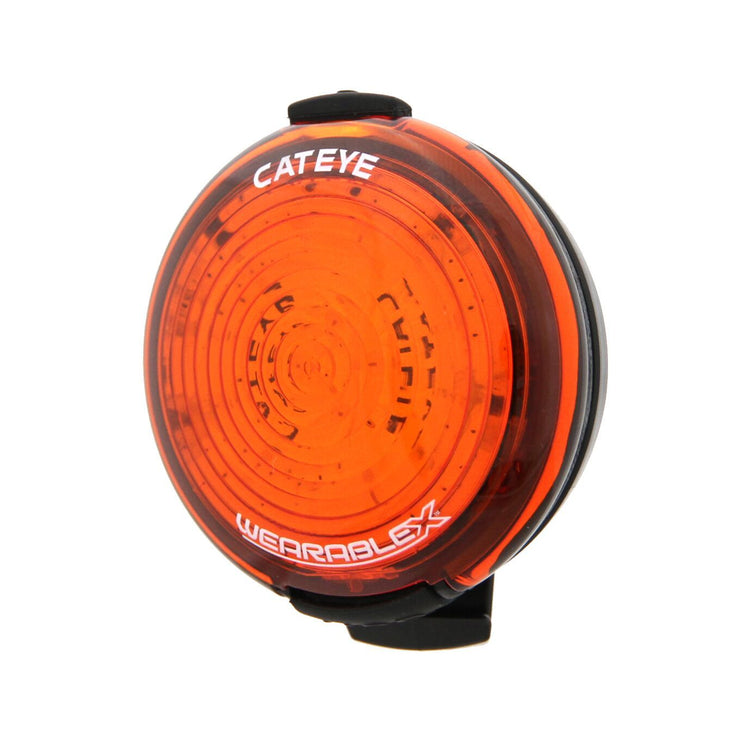 CATEYE - Wearable X Rear USB Rechargeable Light