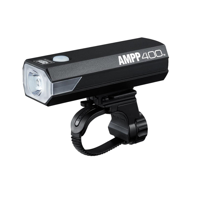 Cateye AMPP 400 Front Bike Light