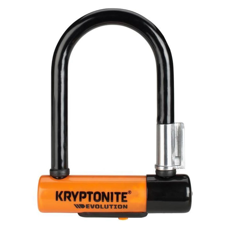 Kryptonite Evolution Mini-5  Lock - With Flexframe U Bracket