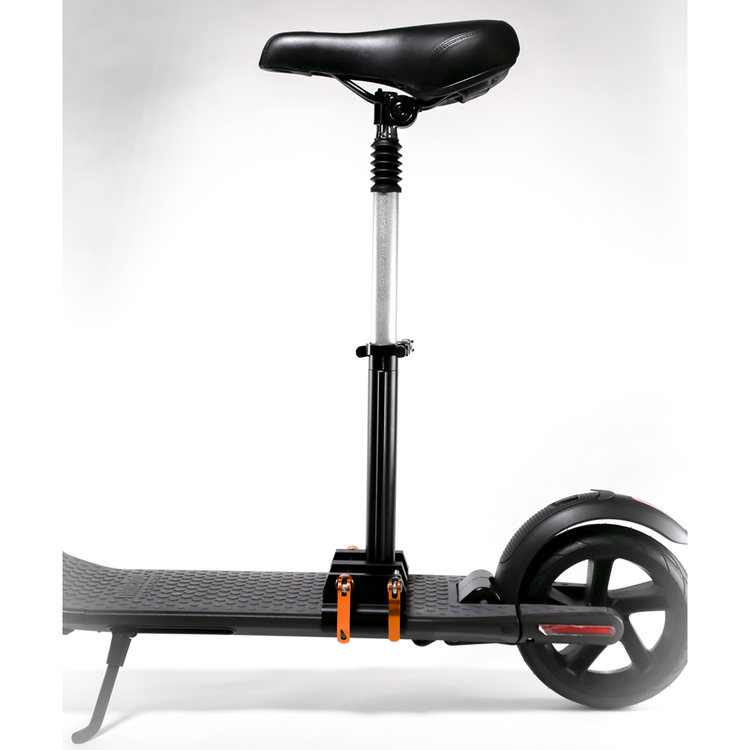 Segway Ninebot Adjustable Seat with Shock Absorbing Suspension