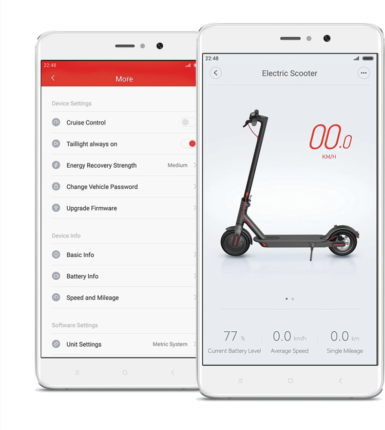 Xiaomi M365 Pro Electric Scooter with Pre-inserted Puncture ...