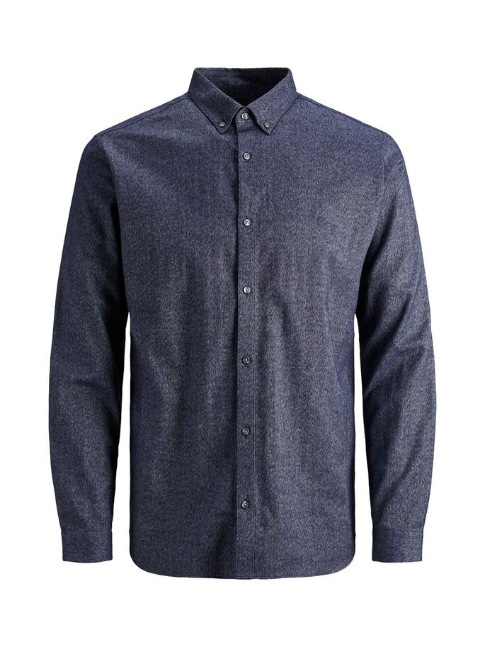 JPRLOGO DENIM DRESS SHIRT