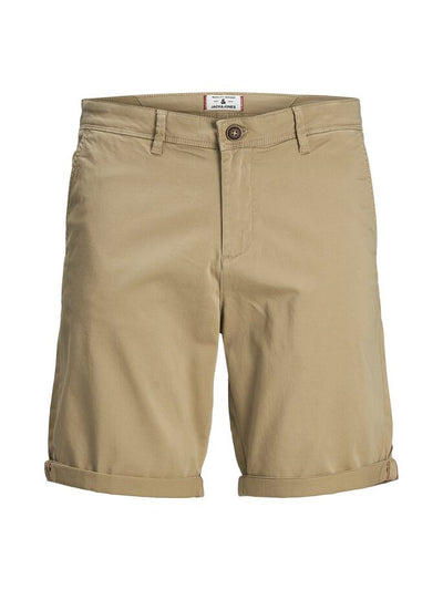 JJIBOWIE SOLID CHINO SHORTS