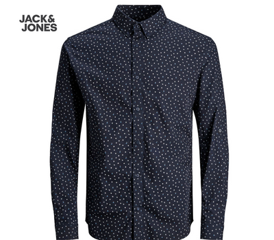 JCOPRINT DRESS SHIRT LS