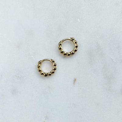 CIROCO MINI HOOP EARRINGS