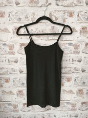 BAMBOO BASIC LONG CAMI