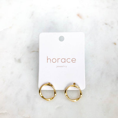 Craly Gold Earrings