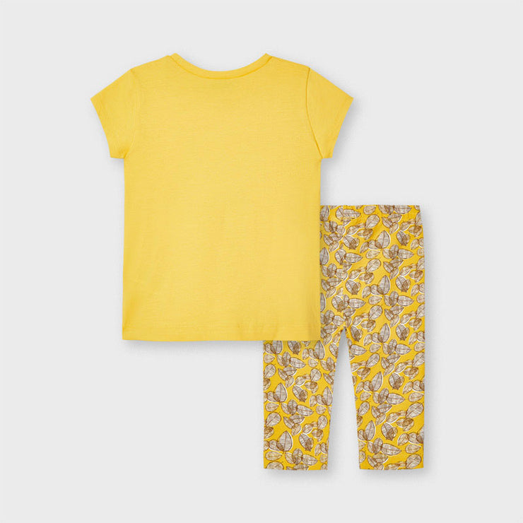 MAYORAL 2PC TEE + LEGGING SET