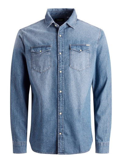 JJESHERIDAN DENIM SHIRT
