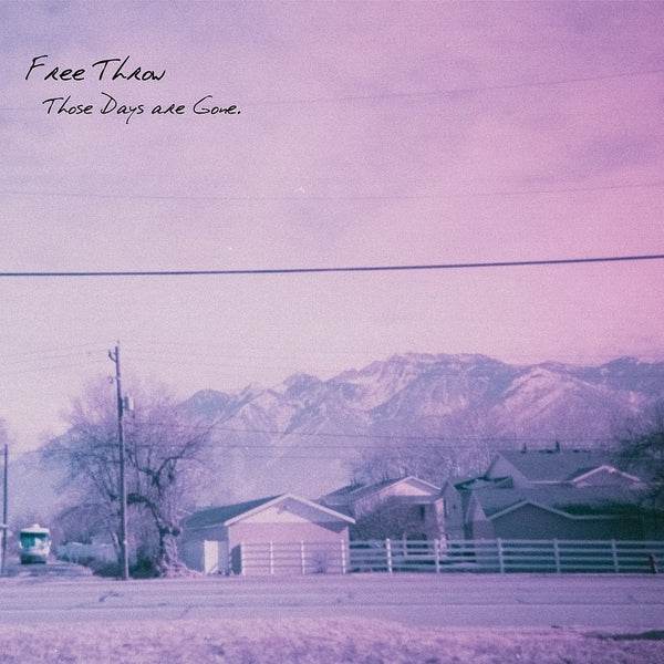 Those Days Are Gone CD