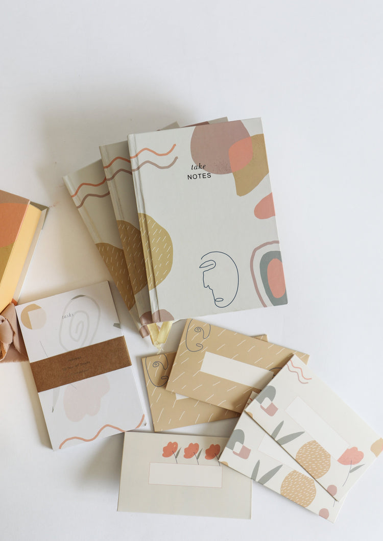 Abstract | Stationery Set