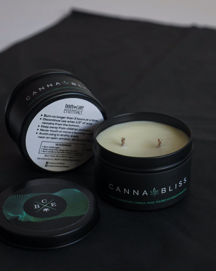 Cannabliss Candle