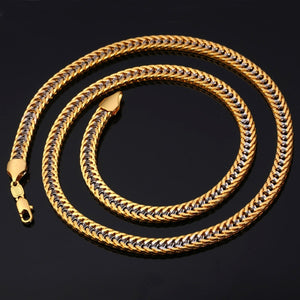 Classic Two-Tone Chain
