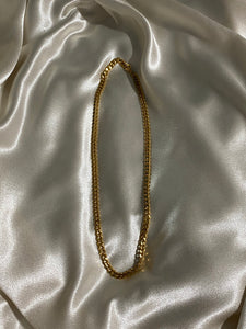 Classic Gold Chain Necklace