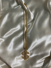 Load image into Gallery viewer, Dinero Gold Chain Necklace