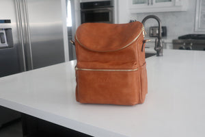 The Liam Mini - Cognac