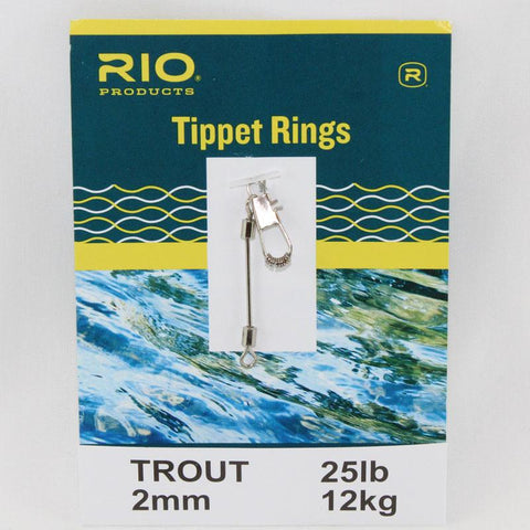 Rio Tippet Rings Small