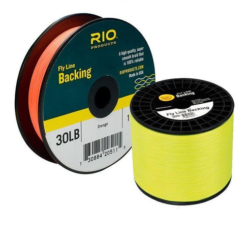 Rio Saltwater Flyline Backing