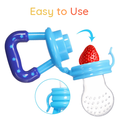 Easy to Use Food Pacifier