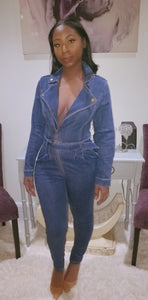 Blue Crush Jumpsuit