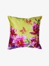 Premium Satin Embroidery Cushion Sleeves - Vanda Sunbird Collection (3pcs bundle)