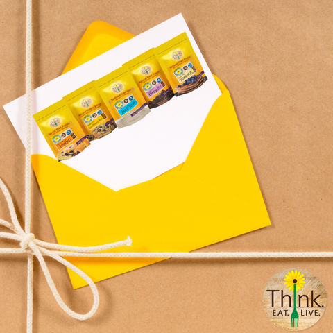 Think.Eat.Live. Gift Card