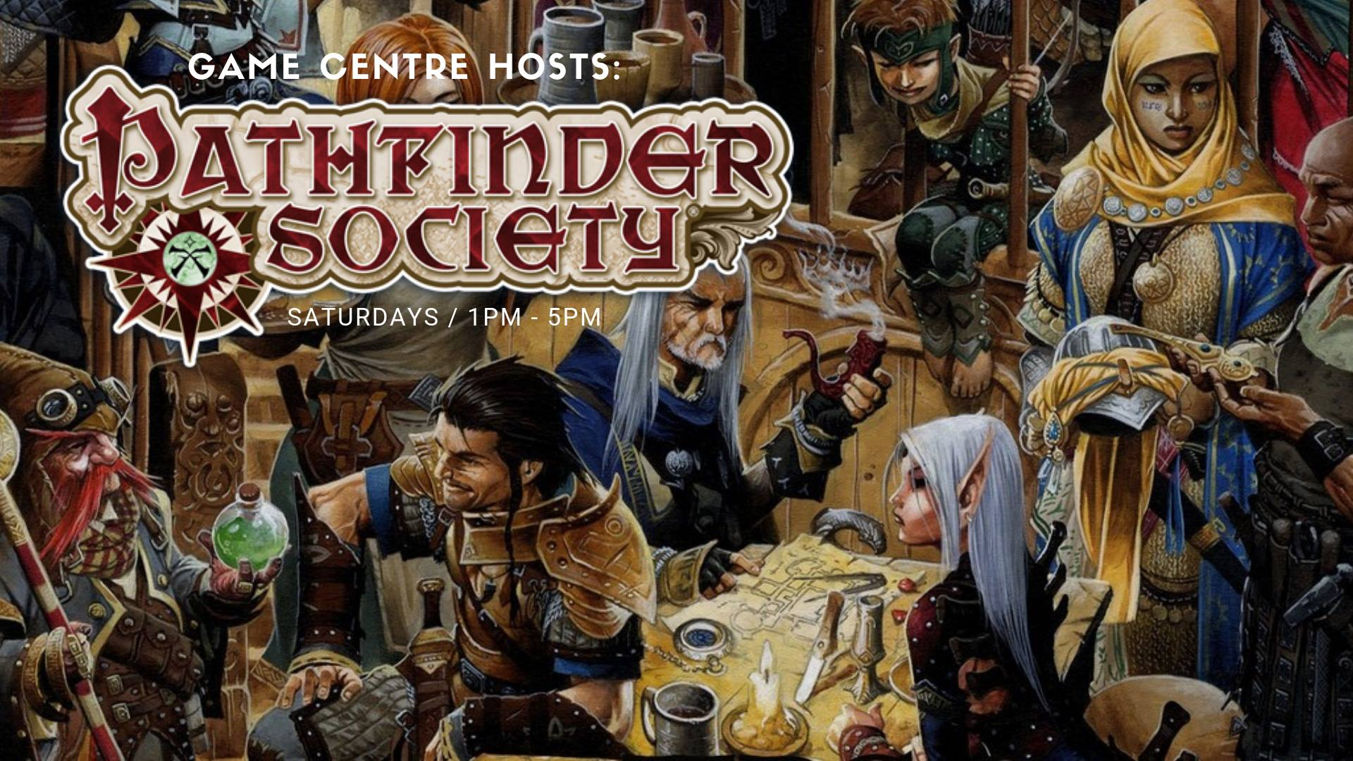 We are the Official Host for Waikato Pathfinder Society!