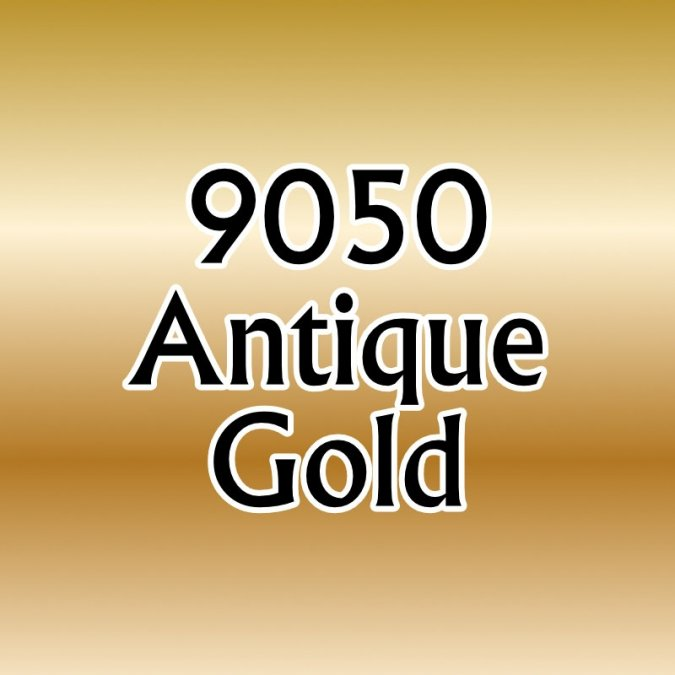 ANTIQUE GOLD