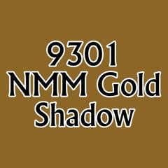 NMM GOLD SHADOW PAINT