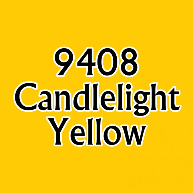 CANDLELIGHT YELLOW