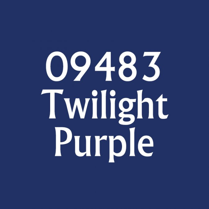 TWIGHLIGHT PURPLE