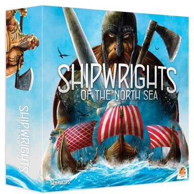 NZ Made & Created Games, Shipwrights of the North Sea