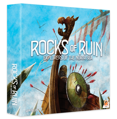NZ Made & Created Games, Explorers of the North Sea: Rocks of Ruin