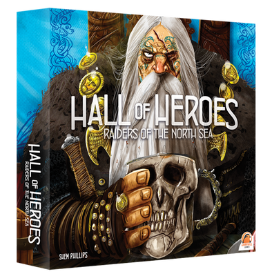 Board Games, Raiders of the North Sea: Hall of Heroes
