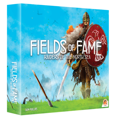 NZ Made & Created Games, Raiders of the North Sea: Fields of Fame