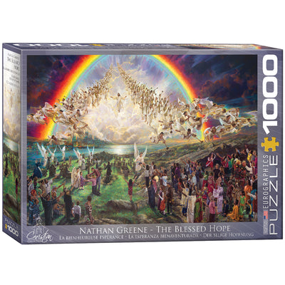 Jigsaw Puzzles, The Blessed Hope - 1000pc